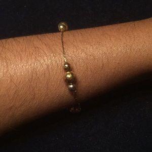 Jewelry - 18K gold plated bracelet